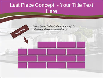 Detail of steel PowerPoint Template - Slide 46