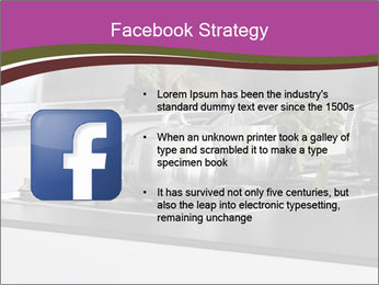 Detail of steel PowerPoint Template - Slide 6