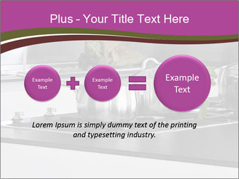 Detail of steel PowerPoint Template - Slide 75