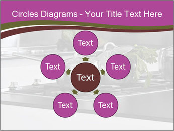Detail of steel PowerPoint Template - Slide 78