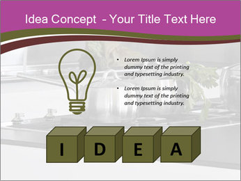 Detail of steel PowerPoint Template - Slide 80