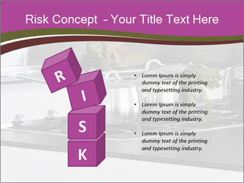 Detail of steel PowerPoint Template - Slide 81