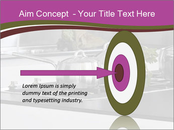 Detail of steel PowerPoint Template - Slide 83