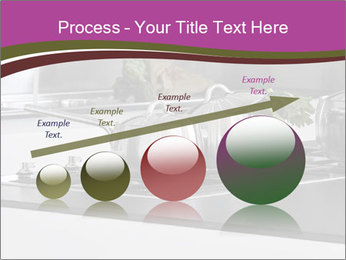 Detail of steel PowerPoint Template - Slide 87