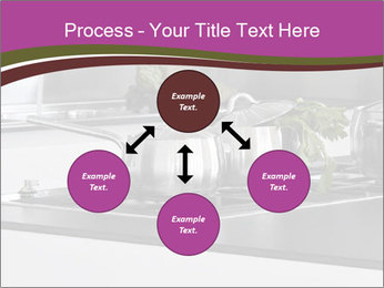 Detail of steel PowerPoint Template - Slide 91