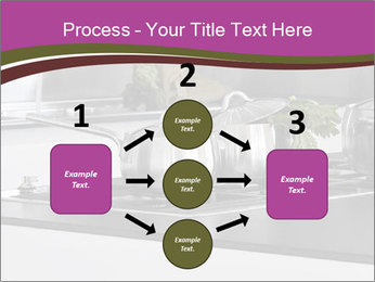 Detail of steel PowerPoint Template - Slide 92