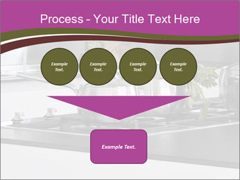 Detail of steel PowerPoint Template - Slide 93
