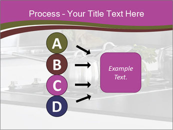 Detail of steel PowerPoint Template - Slide 94