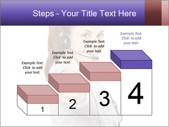 Young woman PowerPoint Template - Slide 64