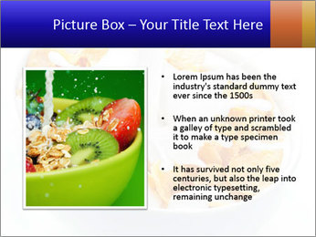 Milk PowerPoint Template - Slide 13