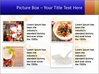Milk PowerPoint Template - Slide 14