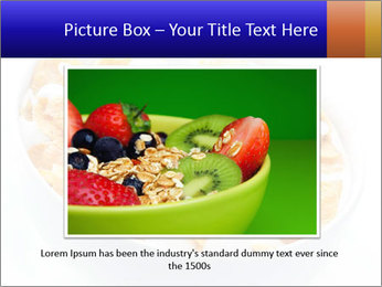 Milk PowerPoint Template - Slide 15