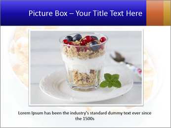 Milk PowerPoint Template - Slide 16
