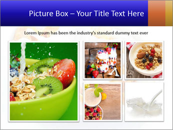 Milk PowerPoint Template - Slide 19