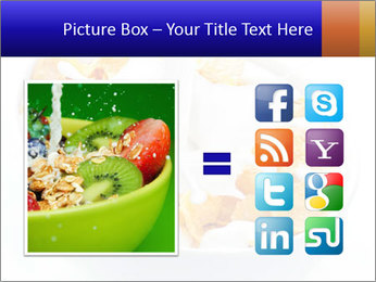 Milk PowerPoint Template - Slide 21