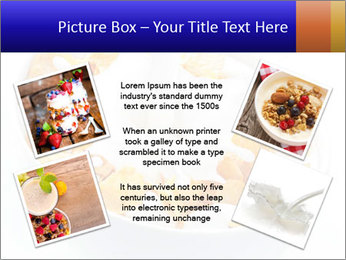 Milk PowerPoint Template - Slide 24