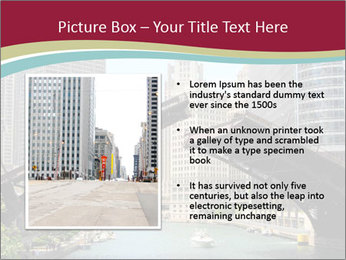 Downtown Chicago PowerPoint Templates - Slide 13
