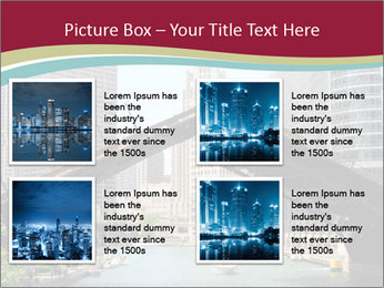 Downtown Chicago PowerPoint Templates - Slide 14