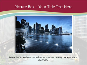 Downtown Chicago PowerPoint Templates - Slide 16