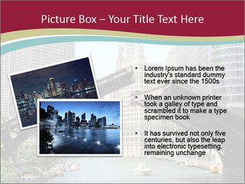 Downtown Chicago PowerPoint Templates - Slide 20