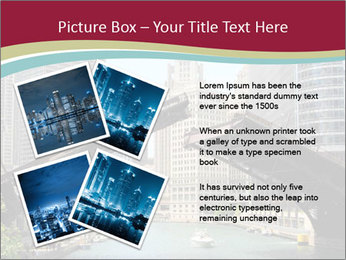 Downtown Chicago PowerPoint Templates - Slide 23