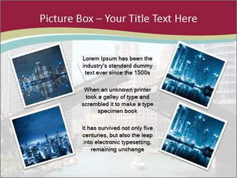 Downtown Chicago PowerPoint Templates - Slide 24