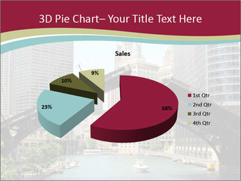 Downtown Chicago PowerPoint Templates - Slide 35