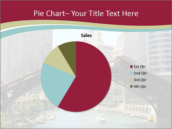 Downtown Chicago PowerPoint Templates - Slide 36