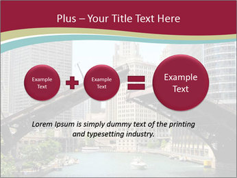 Downtown Chicago PowerPoint Templates - Slide 75