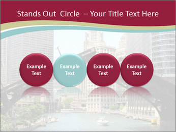Downtown Chicago PowerPoint Templates - Slide 76
