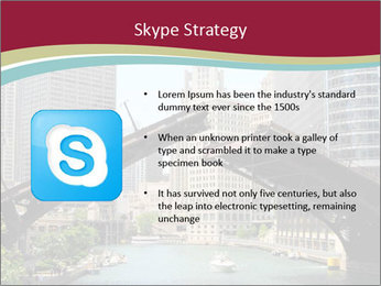 Downtown Chicago PowerPoint Templates - Slide 8