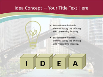 Downtown Chicago PowerPoint Templates - Slide 80