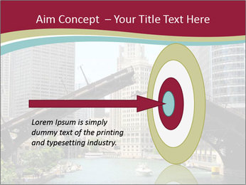 Downtown Chicago PowerPoint Templates - Slide 83