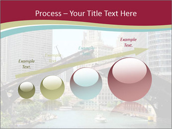 Downtown Chicago PowerPoint Templates - Slide 87