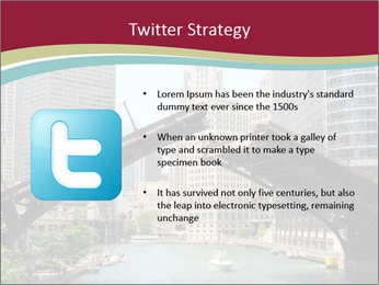 Downtown Chicago PowerPoint Templates - Slide 9
