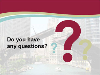 Downtown Chicago PowerPoint Templates - Slide 96