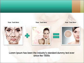 Skin care PowerPoint Templates - Slide 22