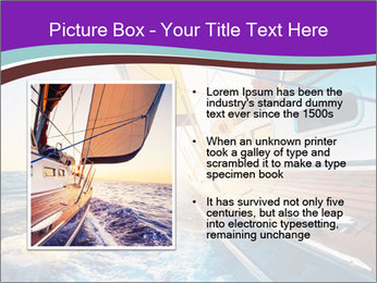 Sailing into the sunset PowerPoint Template - Slide 13