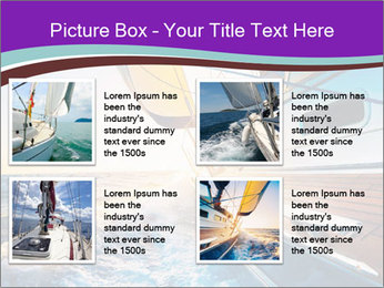 Sailing into the sunset PowerPoint Template - Slide 14