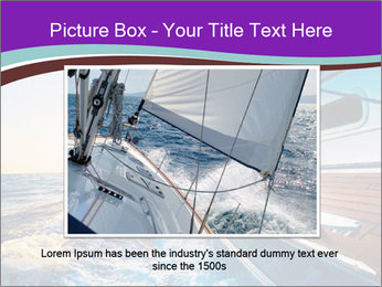 Sailing into the sunset PowerPoint Template - Slide 16