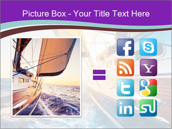 Sailing into the sunset PowerPoint Template - Slide 21