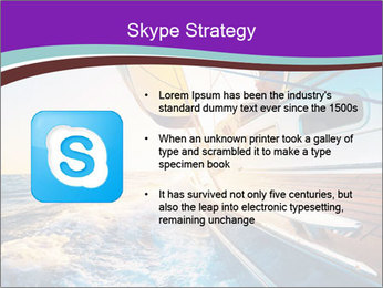 Sailing into the sunset PowerPoint Template - Slide 8