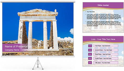 0000087204 PowerPoint Template