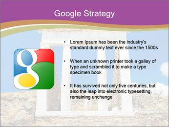 Greek Temple Ruins PowerPoint Template - Slide 10