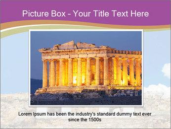 Greek Temple Ruins PowerPoint Template - Slide 16