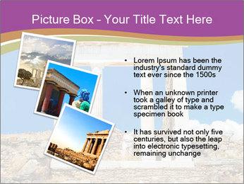 Greek Temple Ruins PowerPoint Template - Slide 17