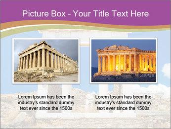 Greek Temple Ruins PowerPoint Template - Slide 18