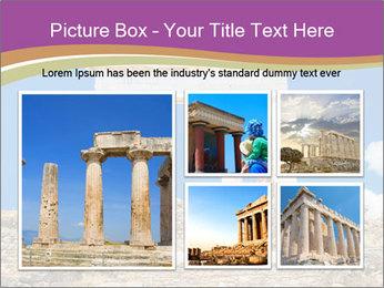 Greek Temple Ruins PowerPoint Template - Slide 19