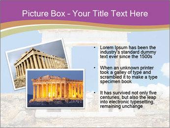 Greek Temple Ruins PowerPoint Template - Slide 20