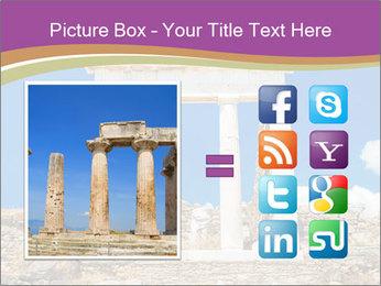 Greek Temple Ruins PowerPoint Template - Slide 21